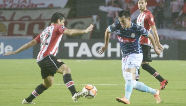 Real Garcilaso vs. Estudiantes (LP)
