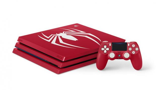 Ps4 El Dualshock 4 De Spider Man No Podra Ser Adquirido Por