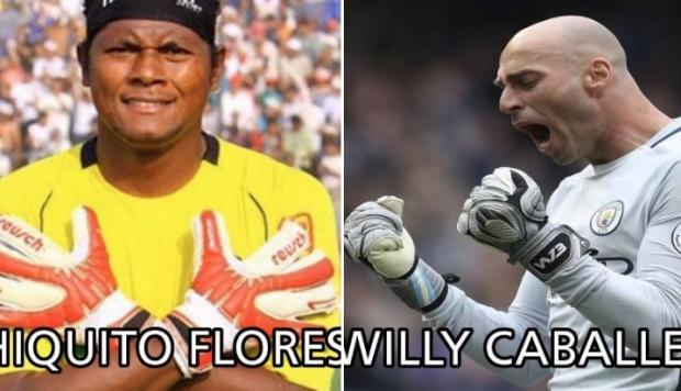 Chiquito Flores vs. Willy Caballero
