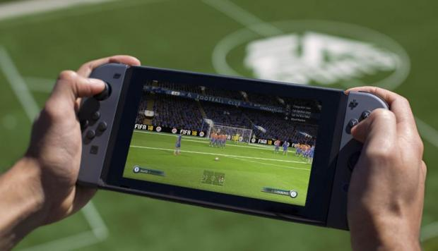 Fifa 19 Para Nintendo Switch Estrena Nuevo Gameplay Video Ps4