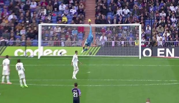 Real Madrid vs Real Valladolid