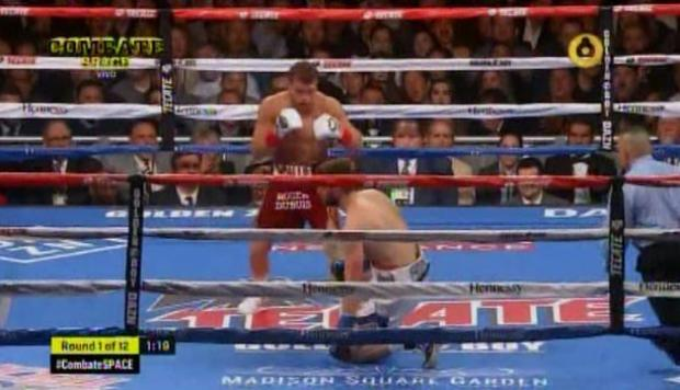 Canelo vs. Fieldieng