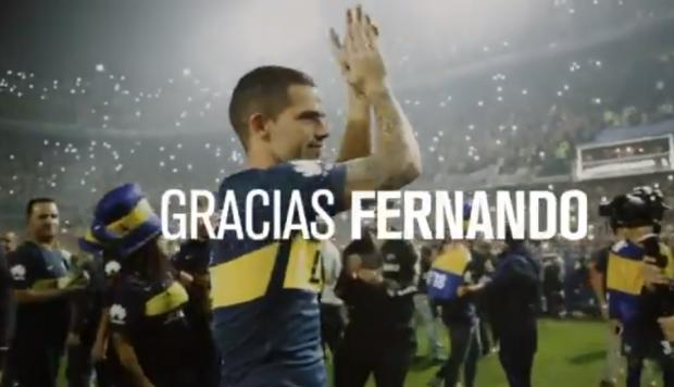 Youtube viral | Boca Juniors despidió a Fernando Gago con emotivo video | NNDC