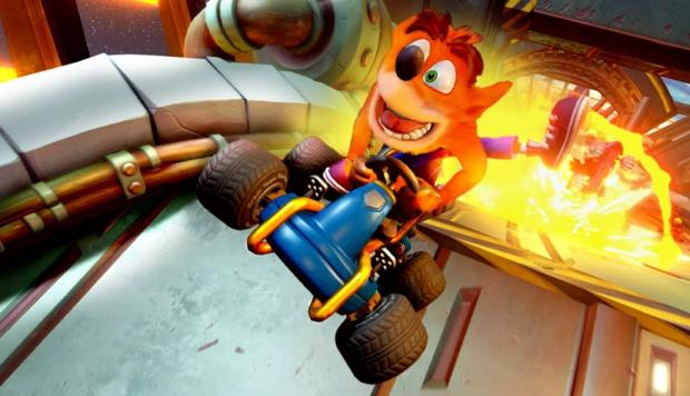 Crash Team Racing Nitro-Fueled muestra los modos de juego en trailer
