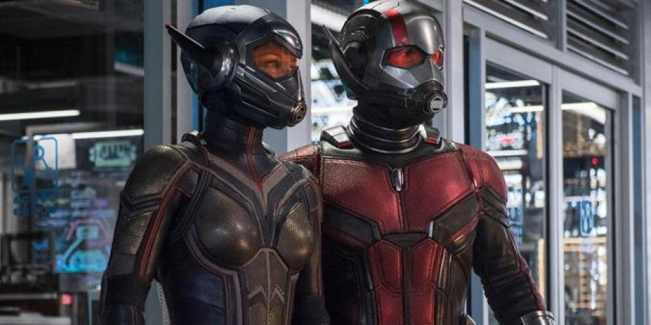 ant man y the wasp