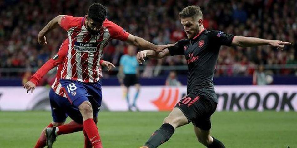 Atletico Madrid Vs Getafe En Vivo Eliminatorias Atletico Madrid 2019