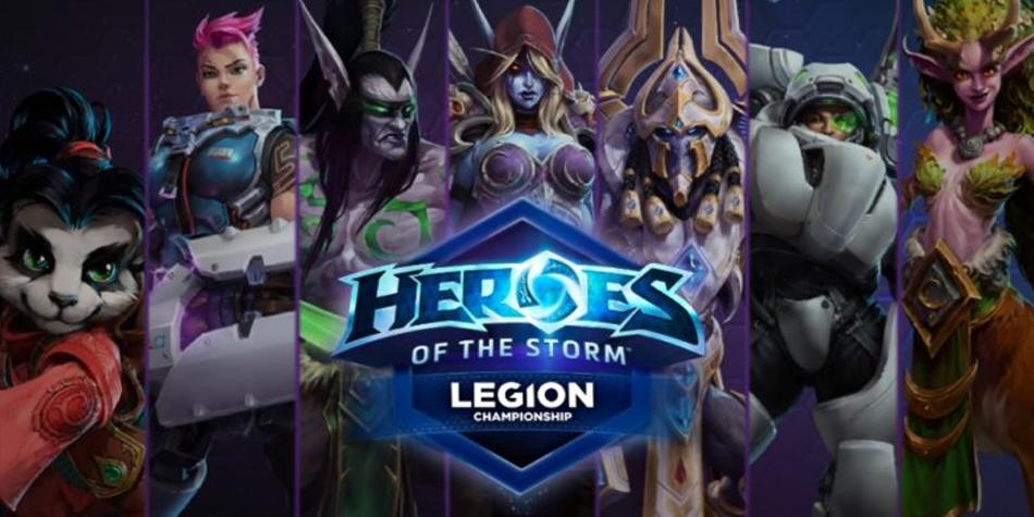 Heroes of the Storm Legion Championship