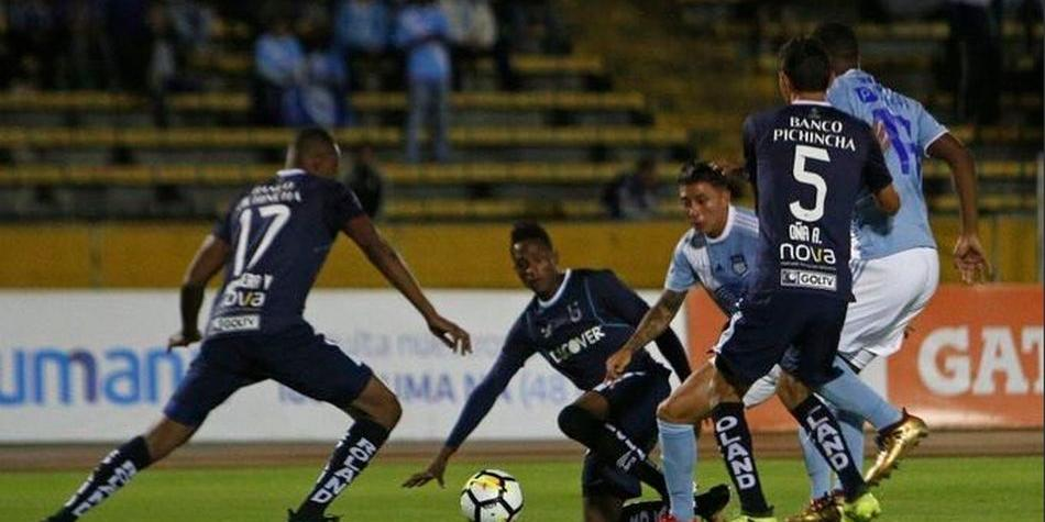 Emelec vs. Universidad Católica