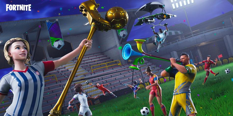 Epic Games busca ampliar el factor estratégico de Fortnite