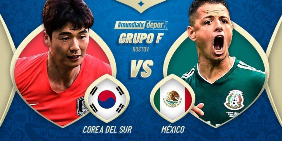 Mexico vs  South Korea LIVE via Televisa Free APP Today: When, How