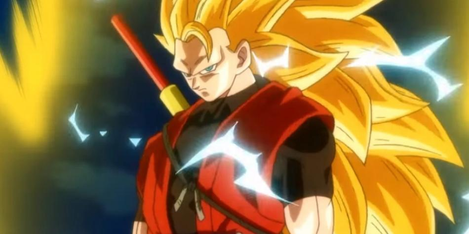 The Fans Had To Wait Until December For Premiere Of Film However It Came As A Surprise Dragon Ball Heroes