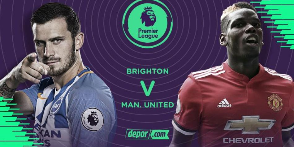 Manchester United vs. Brighton LIVE: watch DIRECT and ONLINE TV broadcast HERE LIVE via ESPN 2 through Premier League | England