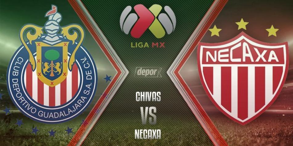 Chivas vs  Necaxa LIVE: watch DIRECT ONLINE TV broadcast at