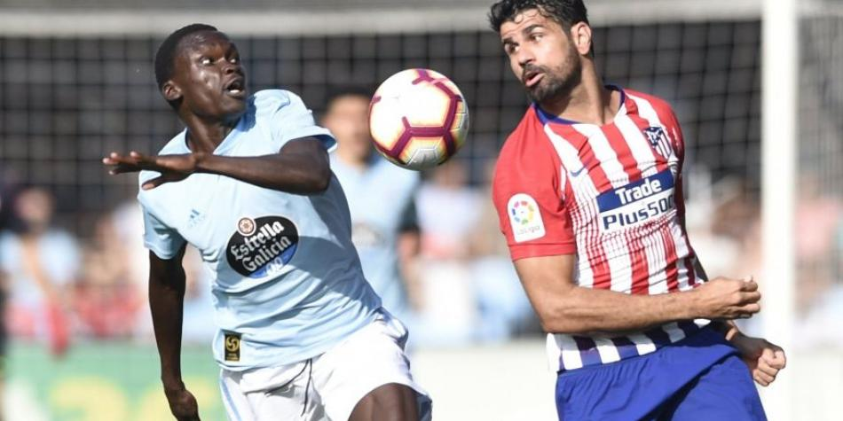 Image Result For Vivo Atletico Madrid Vs Celta Vigo En Vivo Highlights Youtube