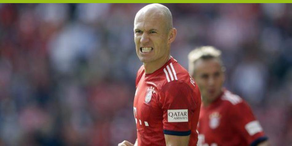 YouTube Viral - Arjen Robben