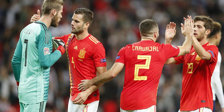 Spain vs Wales LIVE LIVE ONLINE by DirecTV Sports and Antena