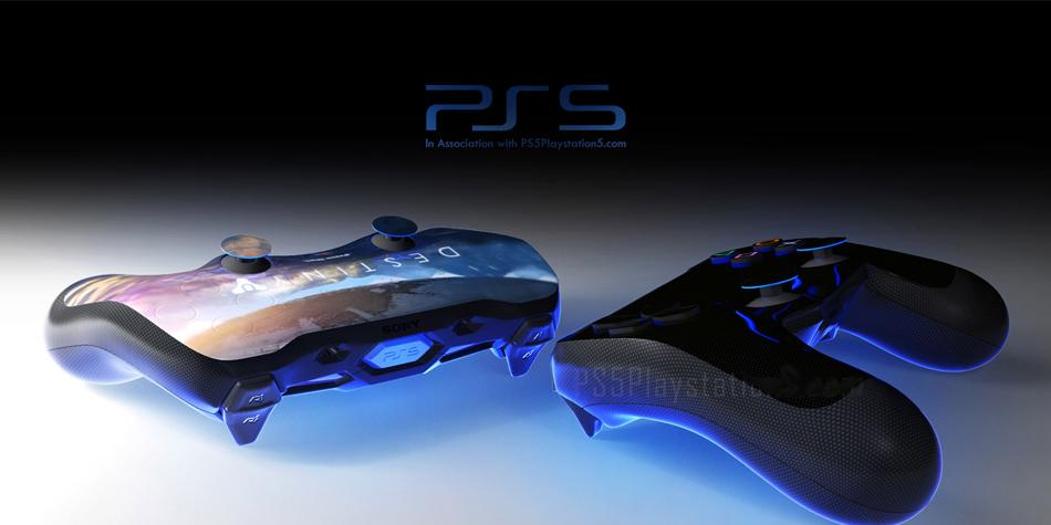 Concepto de la PlayStation 5