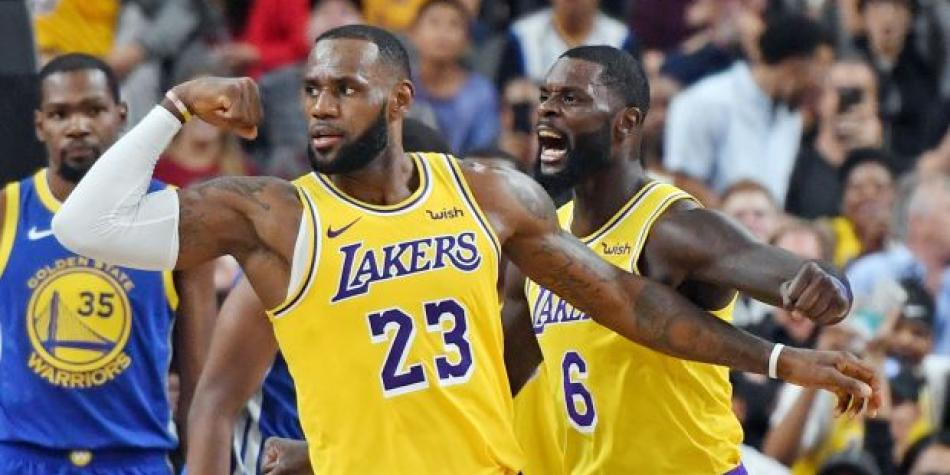 LeBron James y Lakers suman tercer descalabro consecutivo — NBA