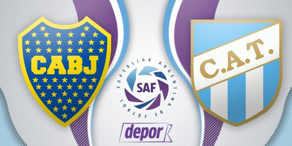 Resultado de imagen para Boca Juniors vs Atlético Tucumán