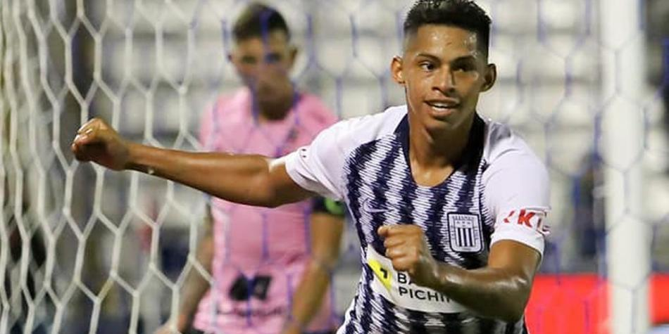 Jugador: Kevin Quevedo | Club: Alianza Lima. (Getty)
