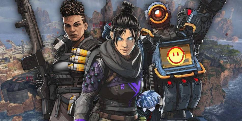 Apex Legends receives a system to report hacker video games