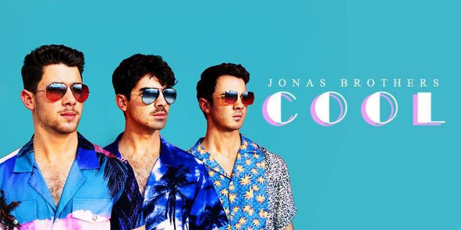 Jonas Brothers: Cool es el nuevo single y video musical de los hermanos Joe, Kevin y Nick