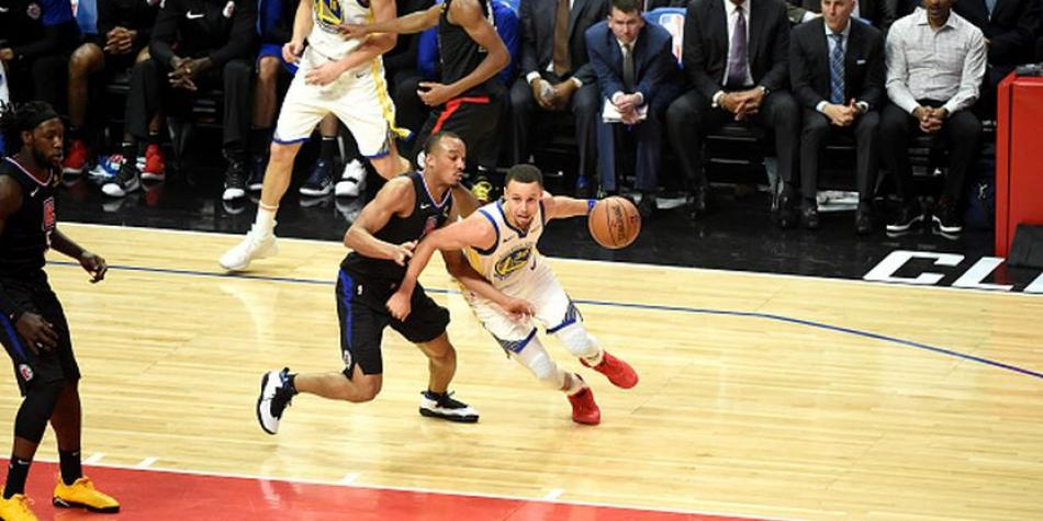 warriors vs clippers - photo #14