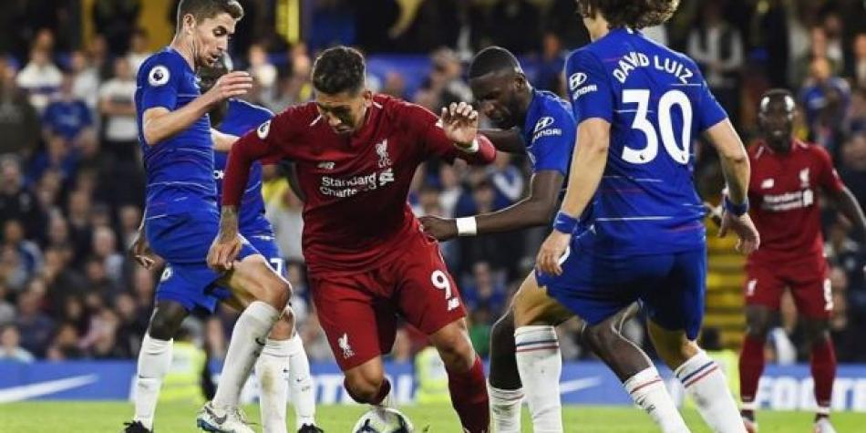 Image Result For Chelsea Vs Liverpool 2019 Eliminatorias En Vivo