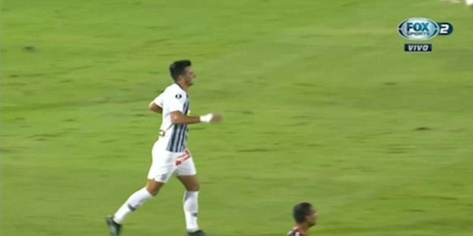 Alianza Lima vs. Palestino EN VIVO: blooper increíble del portero chileno acabó en gol de Tomás Costa | VIDEO