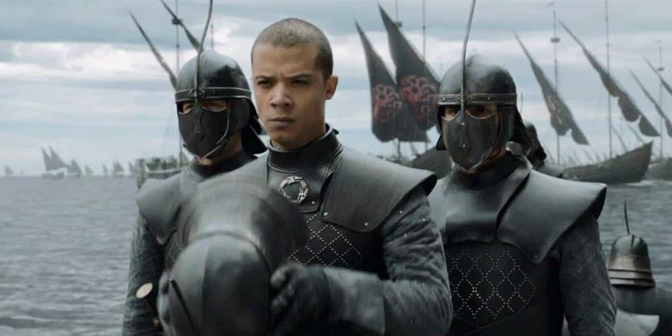 Game of Thrones, fin de temporada: Jacob Anderson comparte detrás de cámaras de los dobles de Gusano Gris