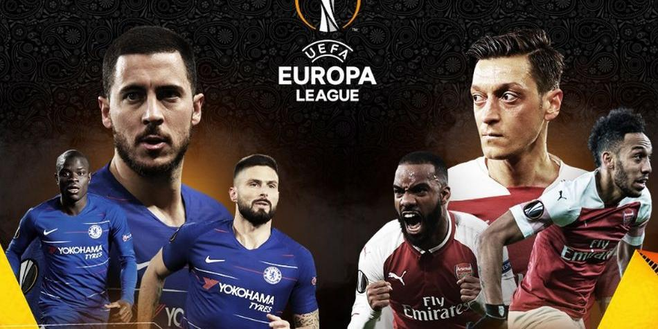 At Baku: watch here LIVE and FREE Chelsea vs. Arsenal for Europa League final 2019 | STREAMING