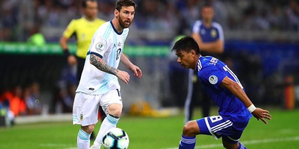 Argentina vs  Qatar LIVE FREE for the Copa América Brazil 2019