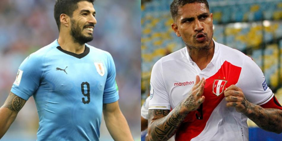 Peru Vs Uruguay Live Oncenes Ready For The Important Duel For The Quarterfinals Of The Copa America In Brazil By Salvador De Bahia Photos Photo 1 Of 25 America Cup