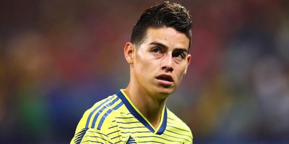 James Rodríguez llegó en el 2014 al Real Madrid tas su gran Mundial en Brasil. (Getty)