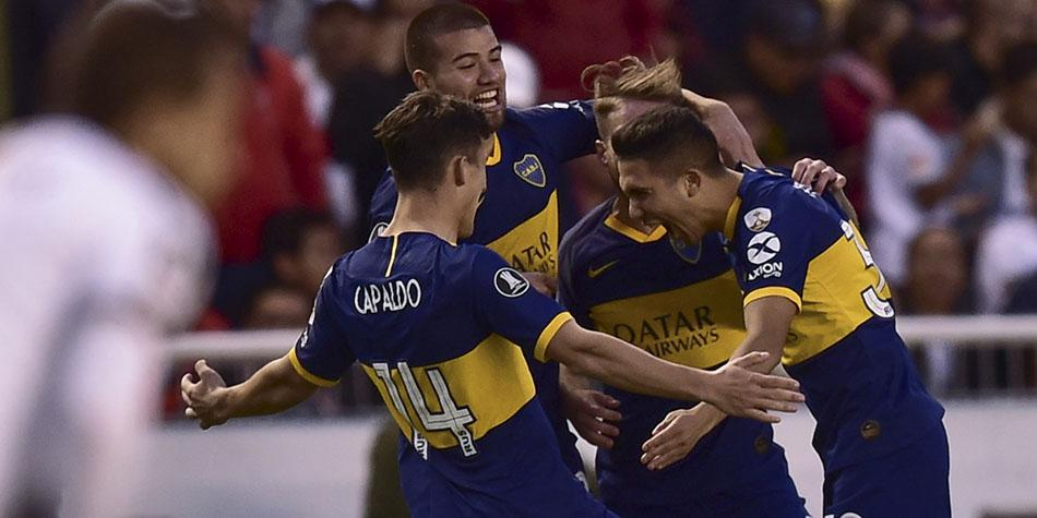 Boca Juniors vs. LDU