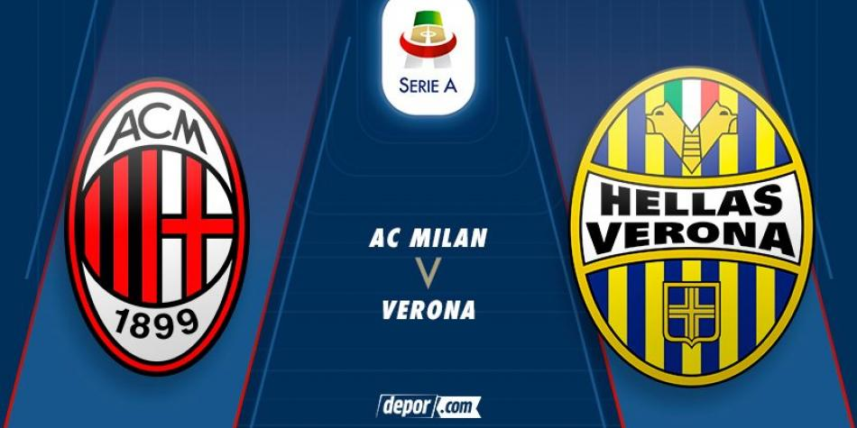 Image Result For Vivo Ac Milan Vs Verona En Vivo Champions League