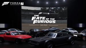 The Fate of the Furious Car Pack