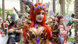 Cosplay en Blizzcon 2017. (Foto: Internet)
