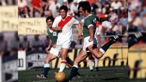 Perú vs. Alemania en 1970