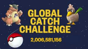 2 billones en el Global Catch Challenge