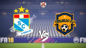 Club Sporting Cristal e-Sports vs. LPC Trujillo