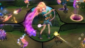 Zoe, la nueva campeona de League of Legends. (Foto: Lague of Legends)