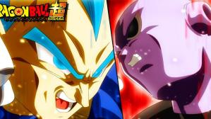 Dragon Ball Super 122: Vegeta vs. Jiren