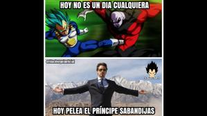 Dragon Ball Super 122: Vegeta vs. Jiren. Mejores Memes