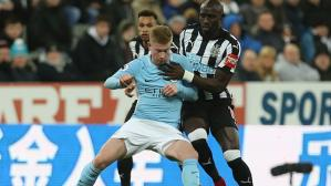 Manchester City vs. Newcastle por la Premier League