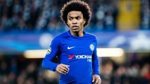 Willian legó al Chelsea para la temporada 2013-14. (Getty)