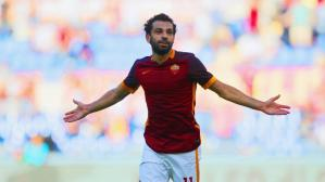 Mohamed Salah jugó dos temporadas en la Roma (Foto: Getty Images).