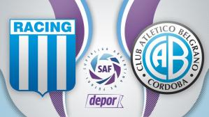 Racing Club vs. Belgrano