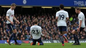Eriksen anotó un golazo para el 1-1 (Foto: AFP / Video: ESPN).