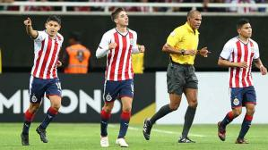 Chivas se mide ante New York Red Bulls en Concachampions 2018 (Foto: Getty Images).